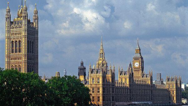 Вестминстерский дворец в Лондоне. Архивное фото