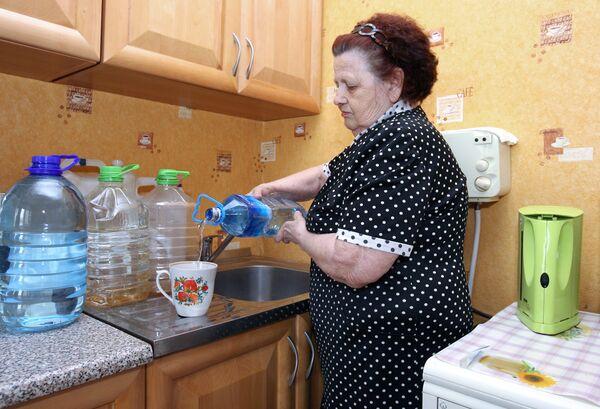 Москвичи за день израсходовали рекордный с начала года объем воды
