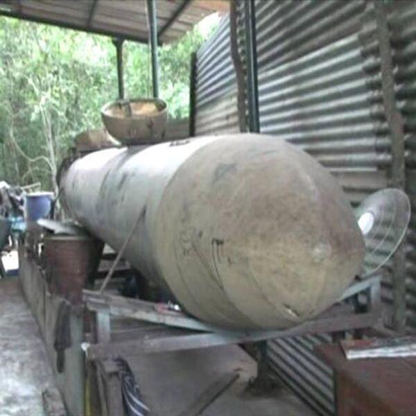 Тайные арсеналы тамильских тигров. Эксклюзив РИА Новости