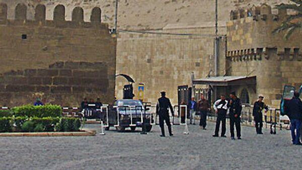 Арабская Республика Египет. Мечеть Мухаммеда Али, или Алебастровая мечеть в Каире