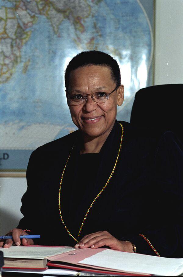 Заместитель исполнительного директора Всемирной продовольственной программы (ВПП) ООН Шейла Сисулу