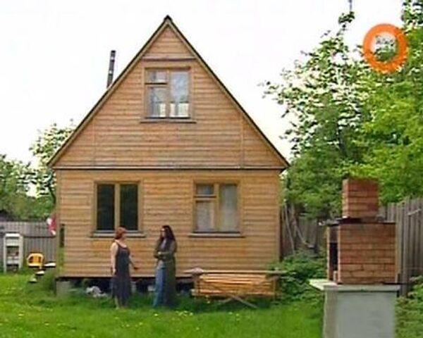Рублевские дачи распродаются за полцены