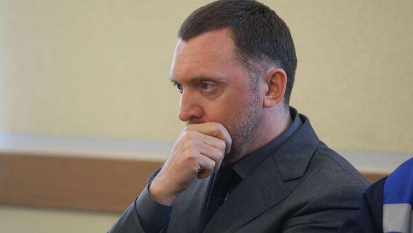Олег Дерипаска. Архив