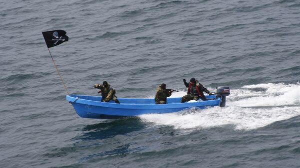 На Сахалине состоялись крупные российско-японские учения по пресечению преступной деятельности на море