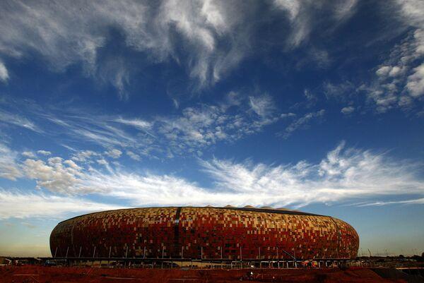 Стадион в Йоханнесбурге, построенный к ЧМ-2010