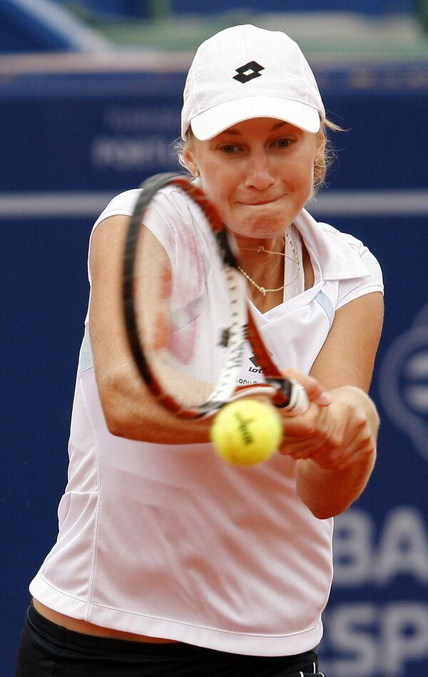 Россиянка Екатерина Макарова не смогла пробиться во второй круг Открытого чемпионата США по теннису