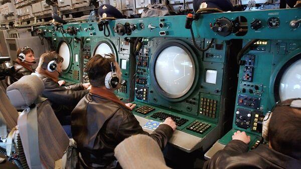 Комплекс радиолокационного дозора. Архивное фото