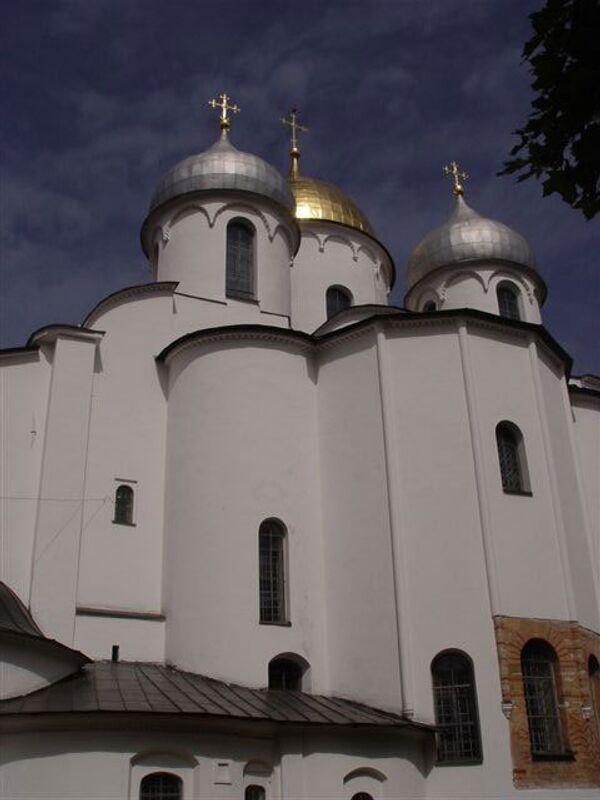 Фотопутешествие с РИА Новости: Великий Новгород