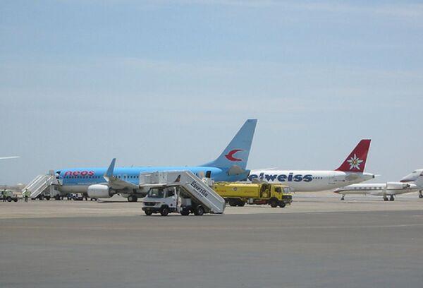 Двое из шести депортируемых из Египта россиян опоздали на самолет
