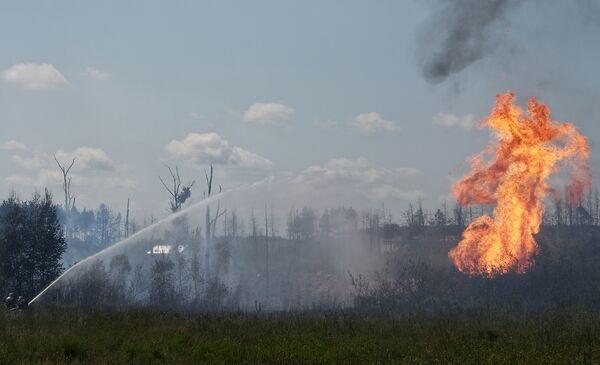 Причиной аварии на газопроводе в Ингушетии 1 сентября стал подрыв
