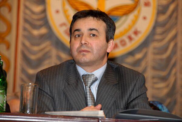на съезде народов Ингушетии
