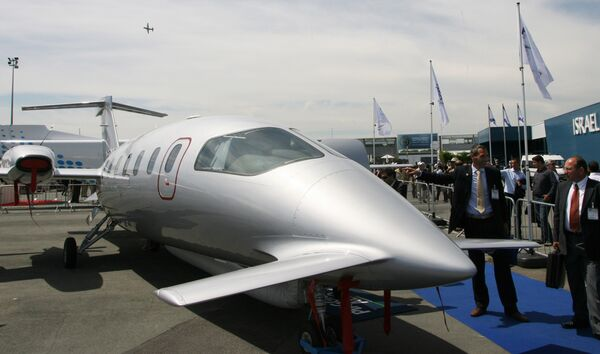 Самолет AVANTI (Piaggio Aero)