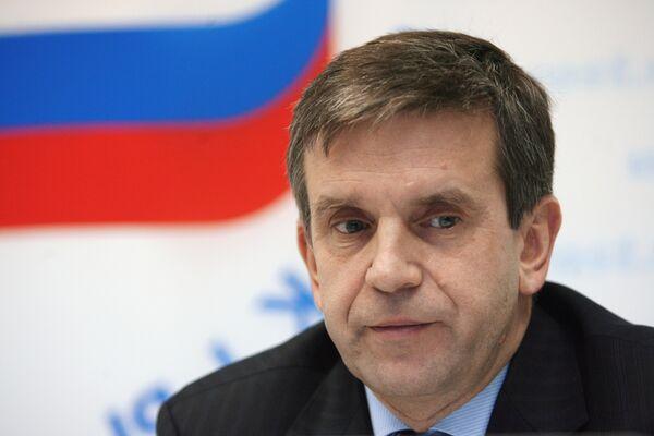 Посол РФ на Украине Михаил Зурабов. Архив