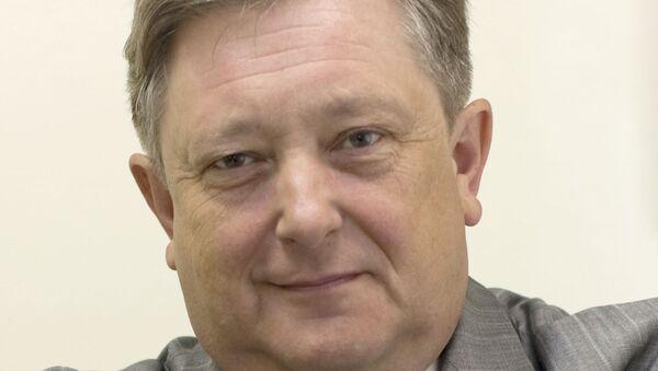 Президент Национальной ассоциации негосударственных пенсионных фондов Константин Угрюмов. Архивное фото