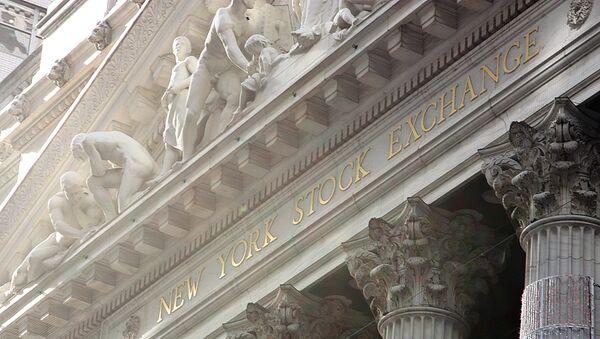 Фондовые рынки США закрылись незначительным падением
