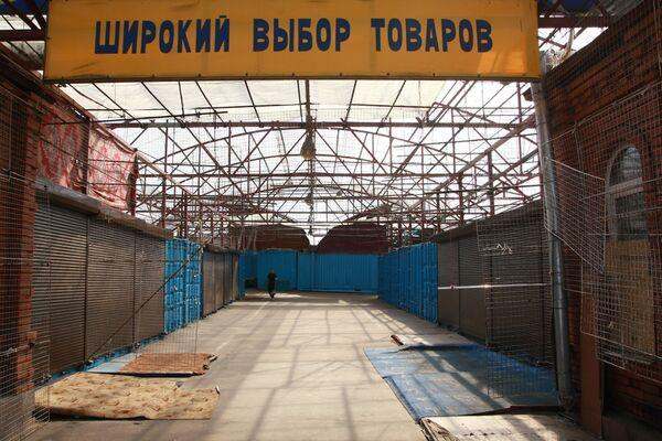 Иск о сносе торговых рядов Фирмы Илиев на Черкизовском рынке отложен