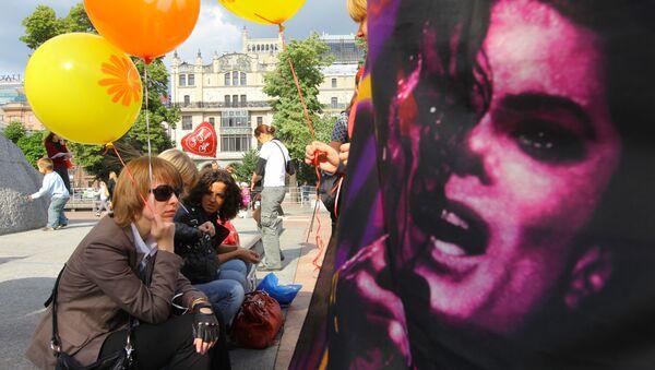 Стоячий билет на концерт памяти Майкла Джексона в Вене стоит 60 евро
