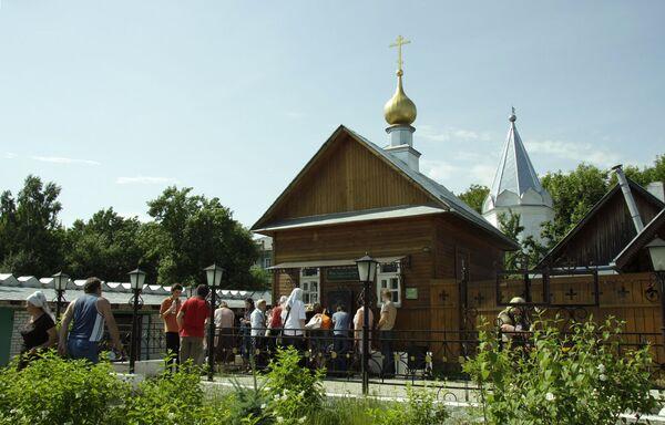 Свято-Троицкий монастырь в Муроме. Архив