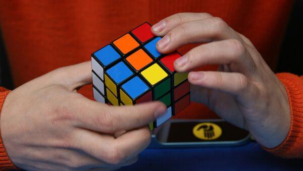 Кубик Рубика. Архив