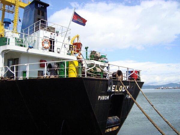 Моряки с арестованных в КНР судов просят власти помочь вернуться в РФ
