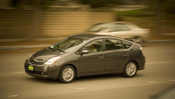 Toyota Prius. Архивное фото