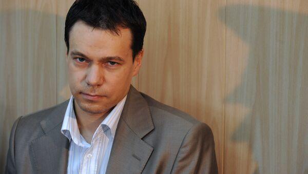 Сергей Бобылев в Тверском суде Москвы