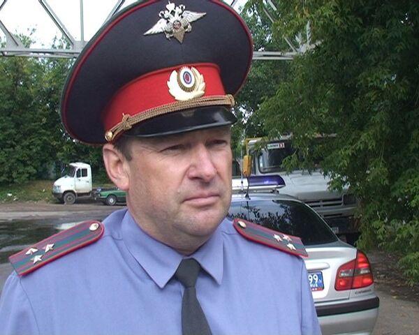 28 машин сгорели на штрафстоянке Москвы. Комментарий ГАИ