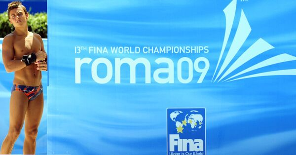 Чемпионат мира по водным видам спорта в Риме