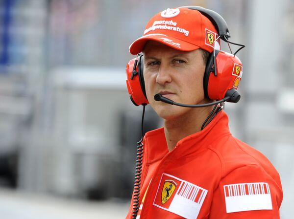Шумахер близок к переходу в Мерседес GP, утверждает глава Феррари