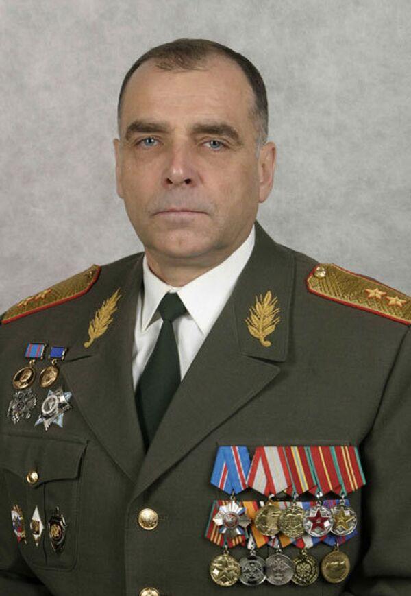 Андрей Швайченко покидает пост командующего