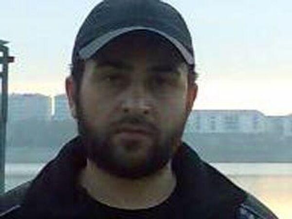 Алик (Умар) Джабраилов, муж Заремы Садулаевой ранее входил в незаконные вооруженные формирования