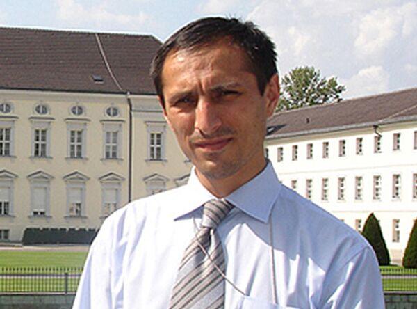 Малик Ахмедилов. Архивное фото
