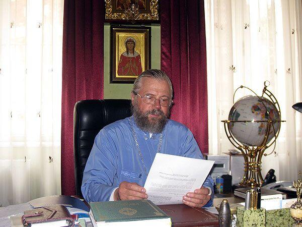 Архиепископ Львовский и Галицкий Августин (Маркевич)