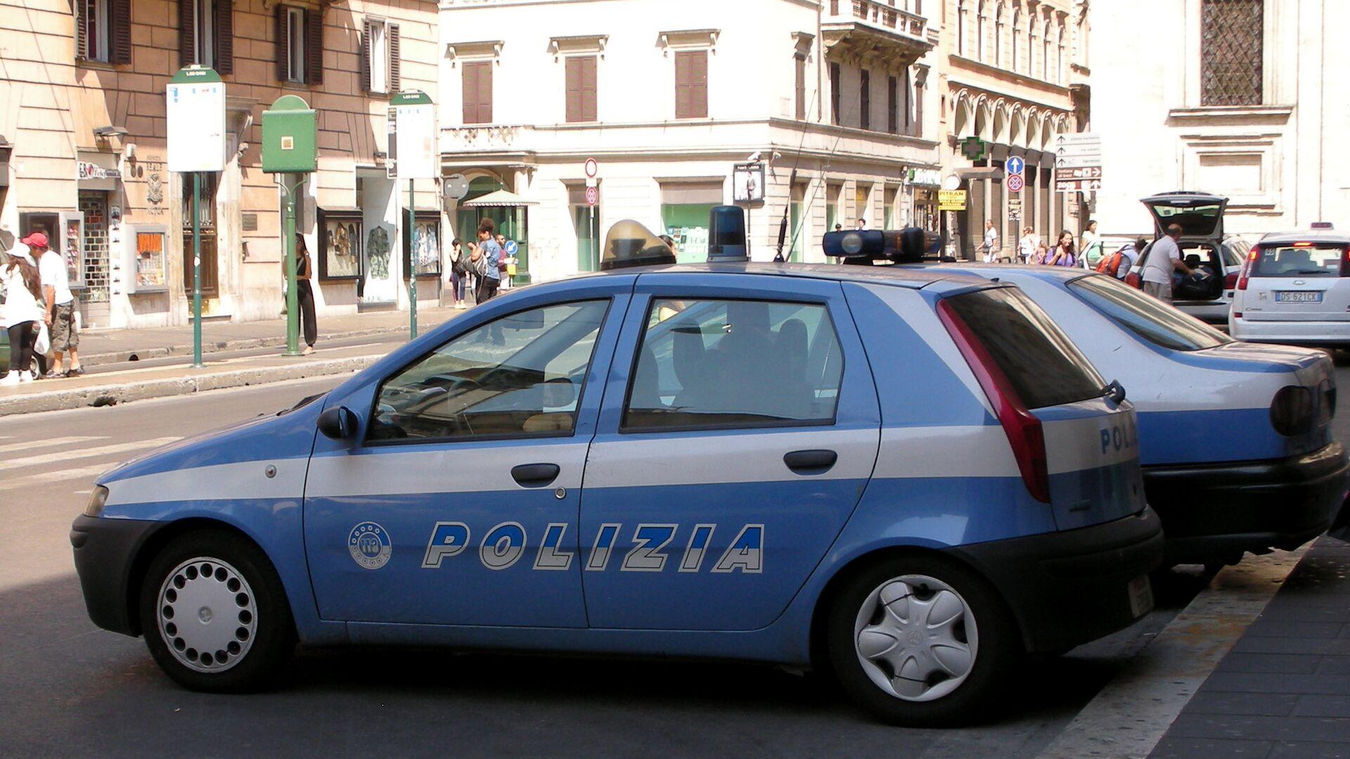 Итальянская полиция - РИА Новости, 1920, 13.06.2021