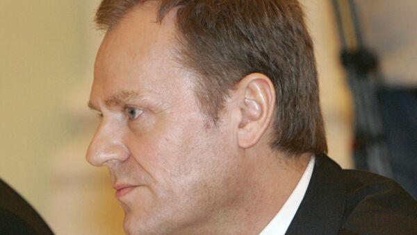 Северный поток не является предметом переговоров РФ и Польши - Туск