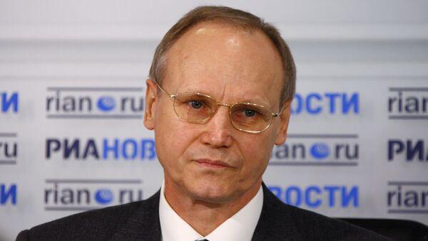 Генеральный директор Агентства по страхованию вкладов Александр Турбанов. Архив