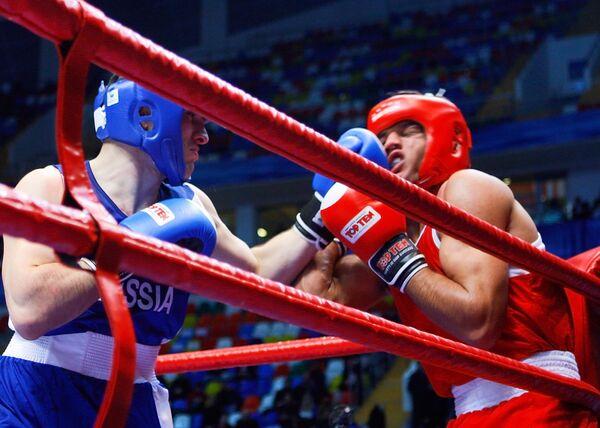 Организаторы едва не сбили боевой настрой чемпиона мира Бетербиева