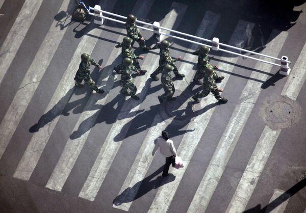 Власти могут казнить провокаторов беспорядков в китайском Синьцзяне