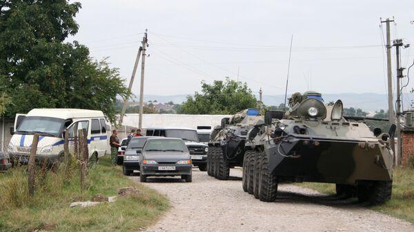 Режим КТО, вводившийся в пяти населенных пунктах в Ингушетии, отменен
