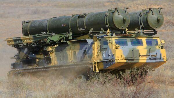 Зенитный ракетный комплекс С-300В. Архив