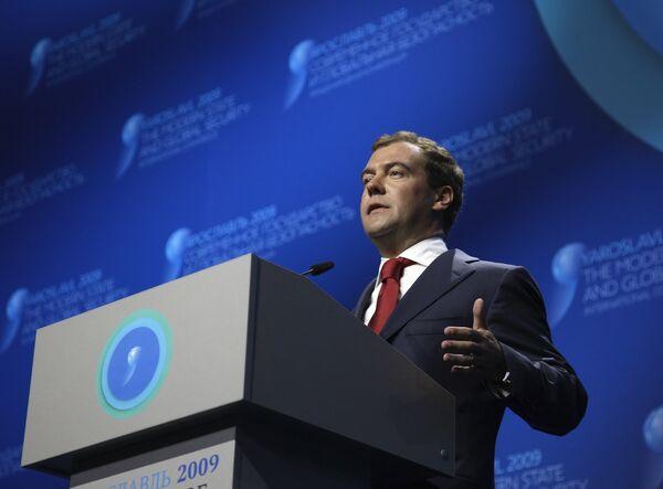 Последние выступления российского президента убеждают западных аналитиков - российский президент, в отличие от многих представителей нашей элиты, не боится современности