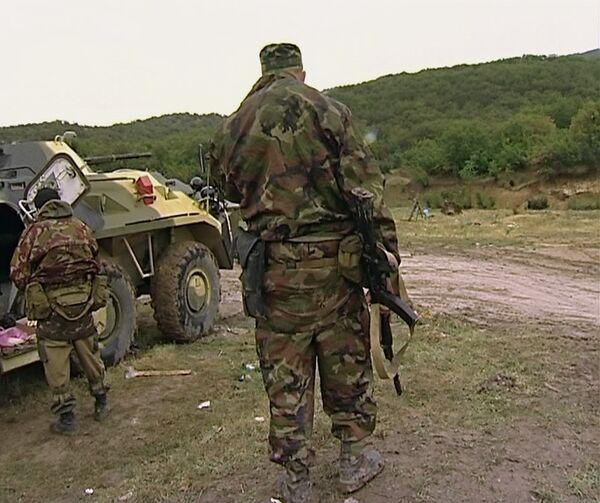 Один боевик убит в КБР, спецоперация продолжается