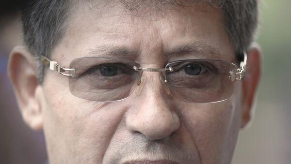 Спикер парламента Молдовы Михай Гимпу