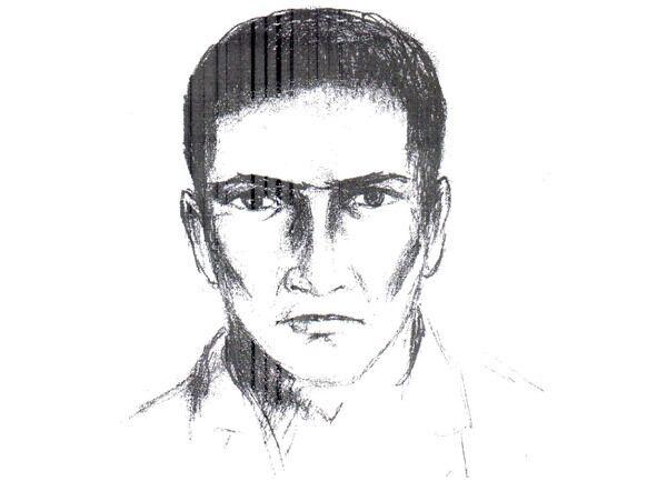 Обнародован фоторобот предполагаемого убийцы серпуховских милиционеров