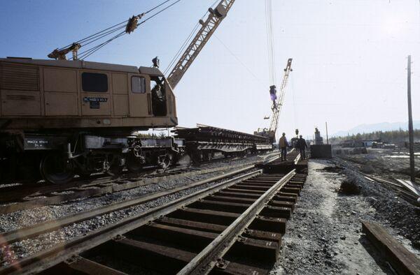 В Дагестане открыта одна из подтопленных железнодорожных веток