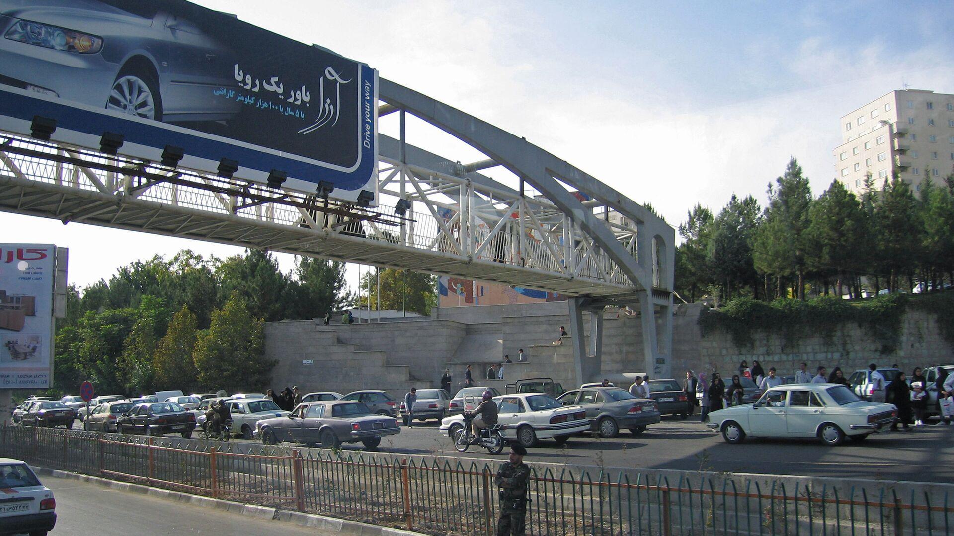 Телеканал IRIB: в иранском городе Кум пять человек погибли в результате ДТП