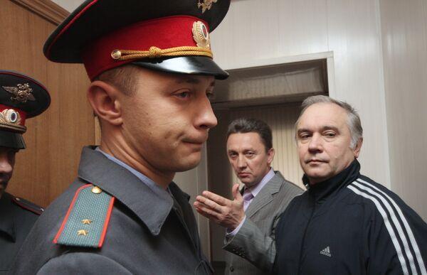 Генерал-майор Валерий Знахурко