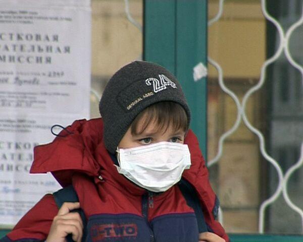 Вирус A/H1N1 найден в московской школе: ученики отправлены на карантин