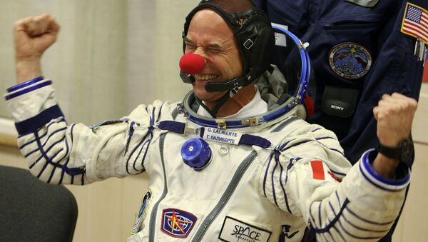 Экипаж очередной экспедиции на МКС готовится к старту с космодрома Байконур