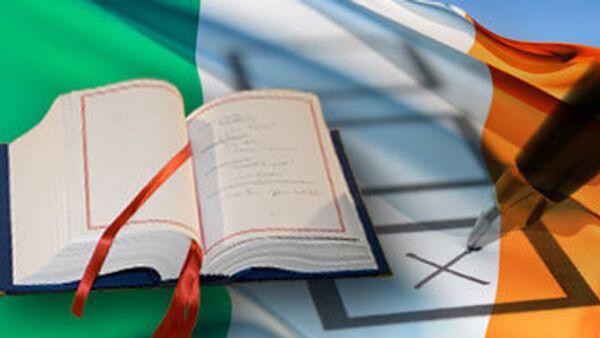 Референдум по Лиссабонскому договору проходит в Ирландии